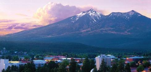Hello Flagstaff.  Home of the 2014 US sky running championships.